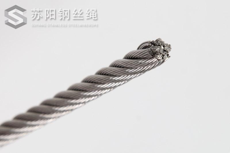 如何辨别不锈钢丝绳质量的好坏?