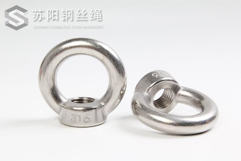 吊环螺钉的位置是如何布置的?